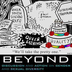 Beyond conference  [image: supplied]
