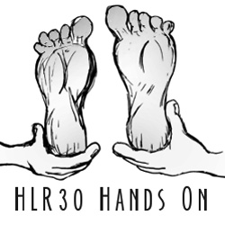 HLR30 Hands On  [image: supplied]