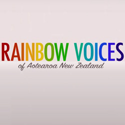 Rainbow Voices  [image: supplied]