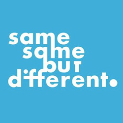 Same Same But Different  [image: supplied]