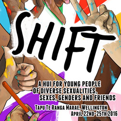 Shift hui (2016)  [image: supplied]