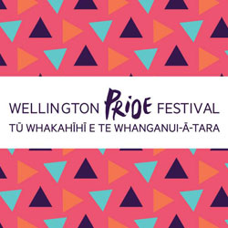 Wellington Pride Festival 2016  [image: supplied]
